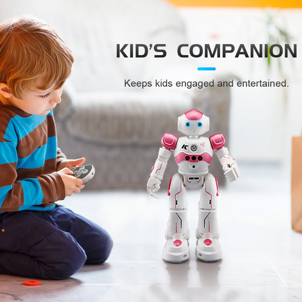 R2 Remote Control Robot Singing And Dancing Interactive Children'S Intelligent Educational Electrici Toys enlarge