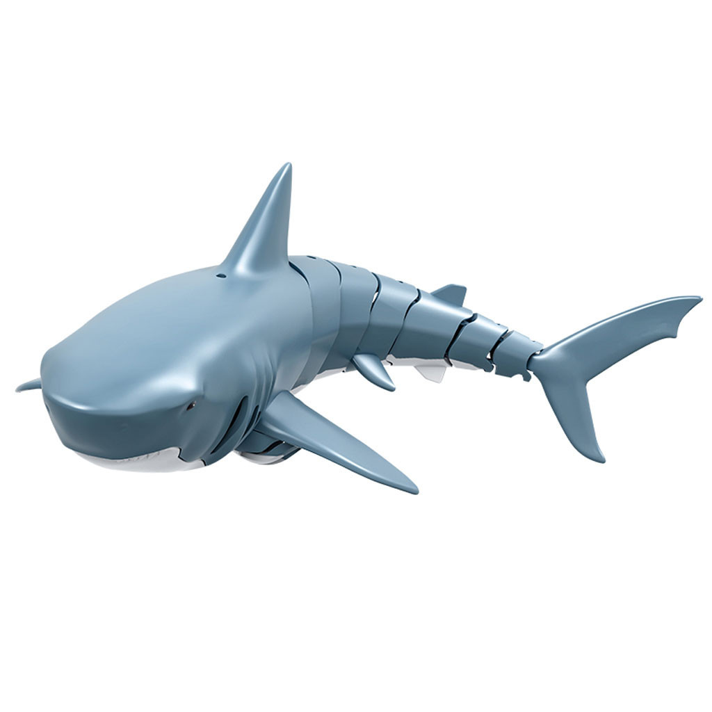 Shark - Radio Remote Control Toys Electronic Shark Fish Boat Durable 4 Channel Underwater Toy
