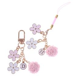 Nouvelles lanières de sangle de téléphone intelligent mignon pour clés sac décoration accrocher corde Daisy sangle de téléphone Mobile accrocher corde breloque téléphone cadeaux