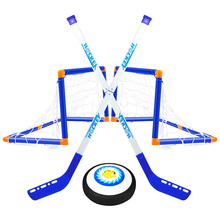 Toy Ice-Hockey-Set Training Goal Sports-Game Mini Removable Suspension-Ball-Gift Easy-Install