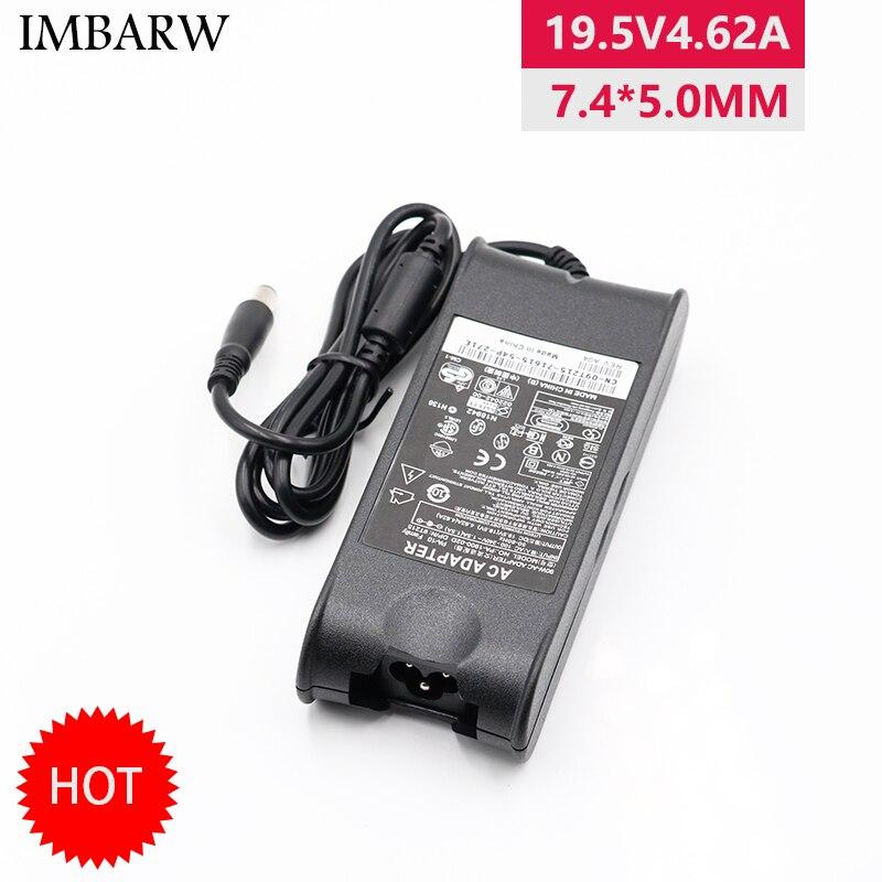 New 19.5V 4.62A 90W AC Adapter FOR DELL Latitude D505 D510 D800 D810 D820 E5530,E5400,E6500,M70 Laptop Power Charger Supply
