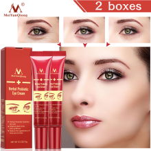 MeiYanQiong New Hyaluronic Acid Eye Cream Anti-Wrinkle Remover Dark  Essence Puffiness Anti Aging Probiotic