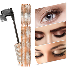 Natural Cosmetics Diamond Mascara Private-Label Wholesale Waterproof Eyelash-Extension