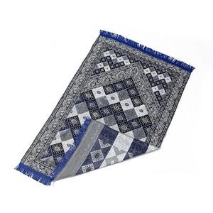 Image 5 - 70*110cm Travelling Islamitische Moslim Gebed Mat/deken/tapijt voor Aanbidding Salat Musallah Gebed Tapijt Deken bidden Mat Tapete APM11