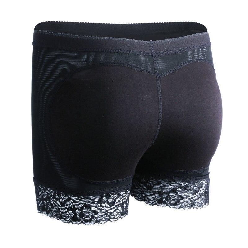 HOT Padded Bum Shorts Enhancer Shaper Butt Lifter Booty Body Shorts