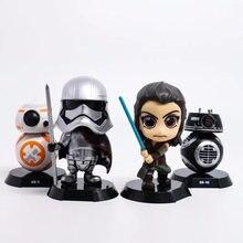 Звездные войны: последняя экшн фигурка джедая игрушка с головой