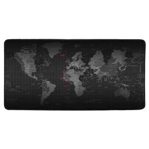 Image 4 - Large Gaming Mouse Pad Gamer World Map Mousepad Anti slip Mause Pad Office Desk Mat Big Computer Mouse Mat Game Keyboard Pad