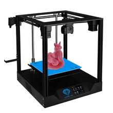 Extrusora 3D CoreXY BMG pro impresora de dos árboles Sapphire Pro impresora 3d DIY Kit 3,5 in ch pantalla táctil