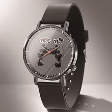 Часы наручные с Микки Маусом для мужчин и женщин модные брендовые