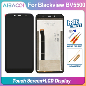 New Original 5.5 inch Touch Screen+1440x720 LCD Display Assembly Replacement For Blackview BV5500/BV5500 Pro Android 8.1 Phone