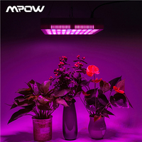Mpow Growing Lamps LED Grow Light 300W AC85 265V Full Spectrum Plant Lighting Fitolampy For Plants Flowers Seedling Cultivation