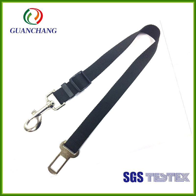 Chang Travel Factory Hot Sales Car Safety Belt For Pet Dog Automobile Safety Belt Pet Daily Necessities