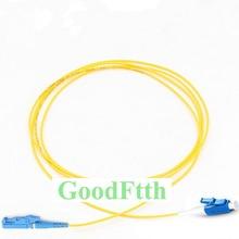 Corde de Correction de Fiber Câble de Raccordement E2000 LC LC E2000 UPC SM Simplex GoodFtth 1 15m