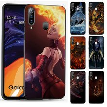 Silicone Phone Case for Samsung Galaxy J4 Core J6 Plus or J7Duo J8 Cover Dota 2(China)
