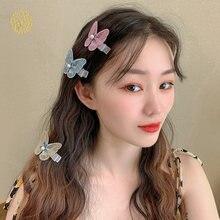 Модные заколки для волос ювелирные изделия женщин и девочек