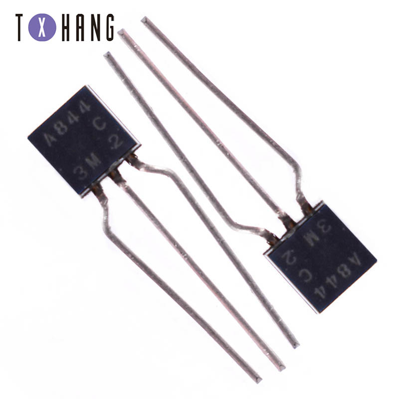 20PCS/100PCS Transistor 2SA844 A844 2SA844C Encapsulation:TO-92 IC