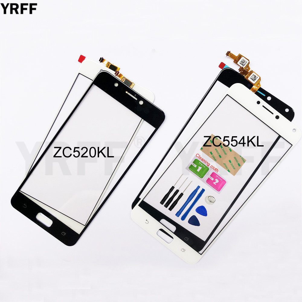Touchscreen For Asus ZenFone 4 Max ZC554KL/ZC520KL Touch Screen Digitizer Sensor Glass Panel Replacement