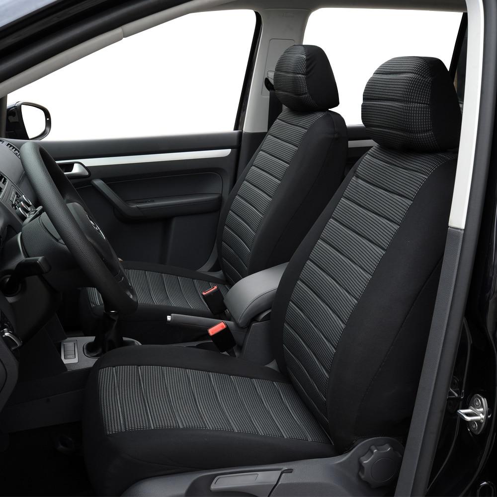 Чехлы на передние сиденья автомобиля AUTOYOUTH, универсальные аксессуары для украшения интерьера автомобиля, 1 пара