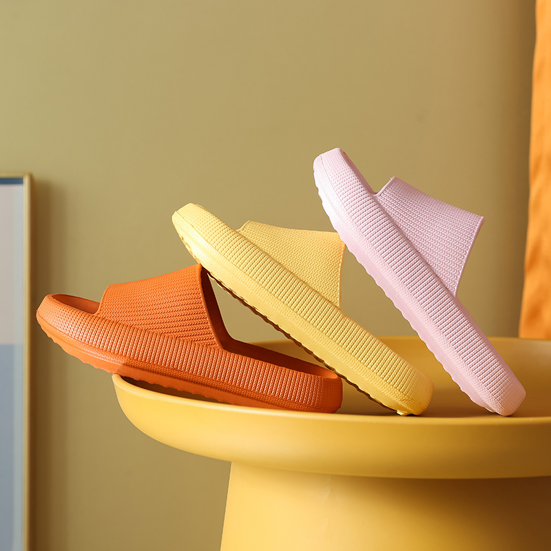 Adult Slippers Platform Slippers Sneaker,Women,Men Slippers,Indoor,House Slippers,EVA Slippers,Massage Bathroom Anti-slip Shoes