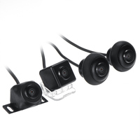 360 Degree Bird View System Car Parking Panoramic 4 Ways Camera Video Recording Car Accessories