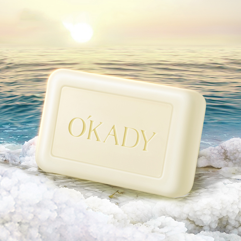 Wholesale Sea Salt Soap Anti-mite Oil-control Nourishing Firming Skin Cleaning Pores Handmade Soap Skin Care Good Use
