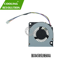 New Original Laptop/Notebook CPU Cooling Fan For AURAS BC04505LMSOAA DC5V 0.40AMP 4pin