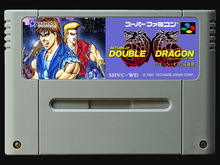 16Bit Games ** Return of Double Dragon ( Japan NTSC Version!! )