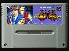 16Bit Giochi ** Ritorno di Double Dragon (Giappone NTSC Versione!!)
