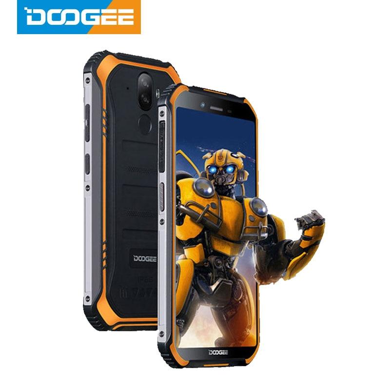 DOOGEE X70 Smartphone Face Unlock 5.5'' U-Notch 19:9 MTK6580 Quad Core 2GB RAM 16GB ROM Dual Camera 8.0MP Android 8.1 4000mAh
