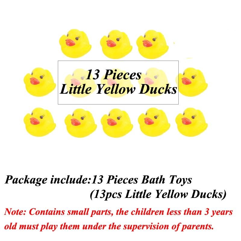 13 Little Ducks