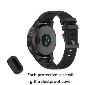 Image 4 - TPU ป้องกันสำหรับ Garmin Fenix 5 5S PLUS Smart Watch อุปกรณ์เสริมป้องกันการกระแทกเปลือกป้องกันฝุ่น