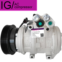 For Auto A/C AC Compressor Kia Rondo 2.4L l4 08 09 Air CO 10985C 977011D100 10362551 1010985 1110985