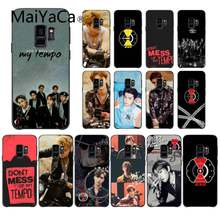 MaiYaCa EXO 5 Do not Spoil My Tempo Custom Photo Soft Phone Case For Samsung GALAXY S9 plus S3 S6 7 8 9 S10 E S9 Cellphones(China)