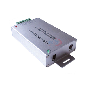 Image 5 - Free shipping DC12V 24V 12A 24A 44key IR wireles Remote Led RGB Controller 44key IR Dimmer for 3528 5050 RGB led strip lights