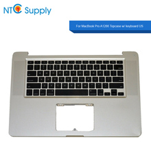 NTC Supply For MacBook Pro A1286 2008-2012 Year Topcase w/ keyboard US 100% Tested Good Function