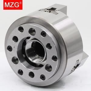 Image 2 - Mzg SB 210 6 8 10 polegada 3 mandíbula oco power chuck para torno cnc ferramenta de corte chato titular buraco usinagem