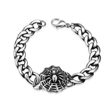 Newest Ancient Maya Spider Style Men's Bracelet Jewelry Bracelets for Man Luxury Jewelry Gift 2021 Plated Chain Bracelet GMYH018 image