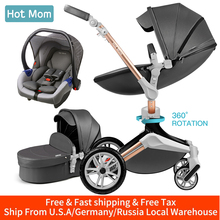 Hot Mom Baby Stroller 3 in 1 F023