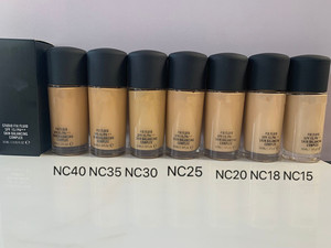 New 30ml Foundation Soft Matte Long Wear Oil Control Concealer Liquid Foundation fix fluid spf15/PA++ SKIN BALANCING COMPLEX