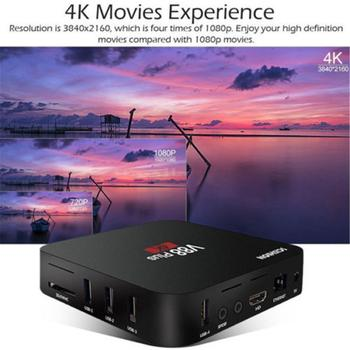 V88 1GB RAM 8G ROM Smart 4K Box RK3229 Quad Core Android Player 1080P 2.4G WiFi 802.11 Support HD 7.1 b/g Box Top /n Media A9H5 image