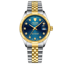 2019 TEVISE Mens Watches Top Brand Luxur