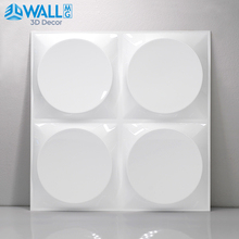Wall-Stickers 3D Mural Tile-Panel-Mold Kitchen-Accessories Plaster-Wall Bathroom Living-Room