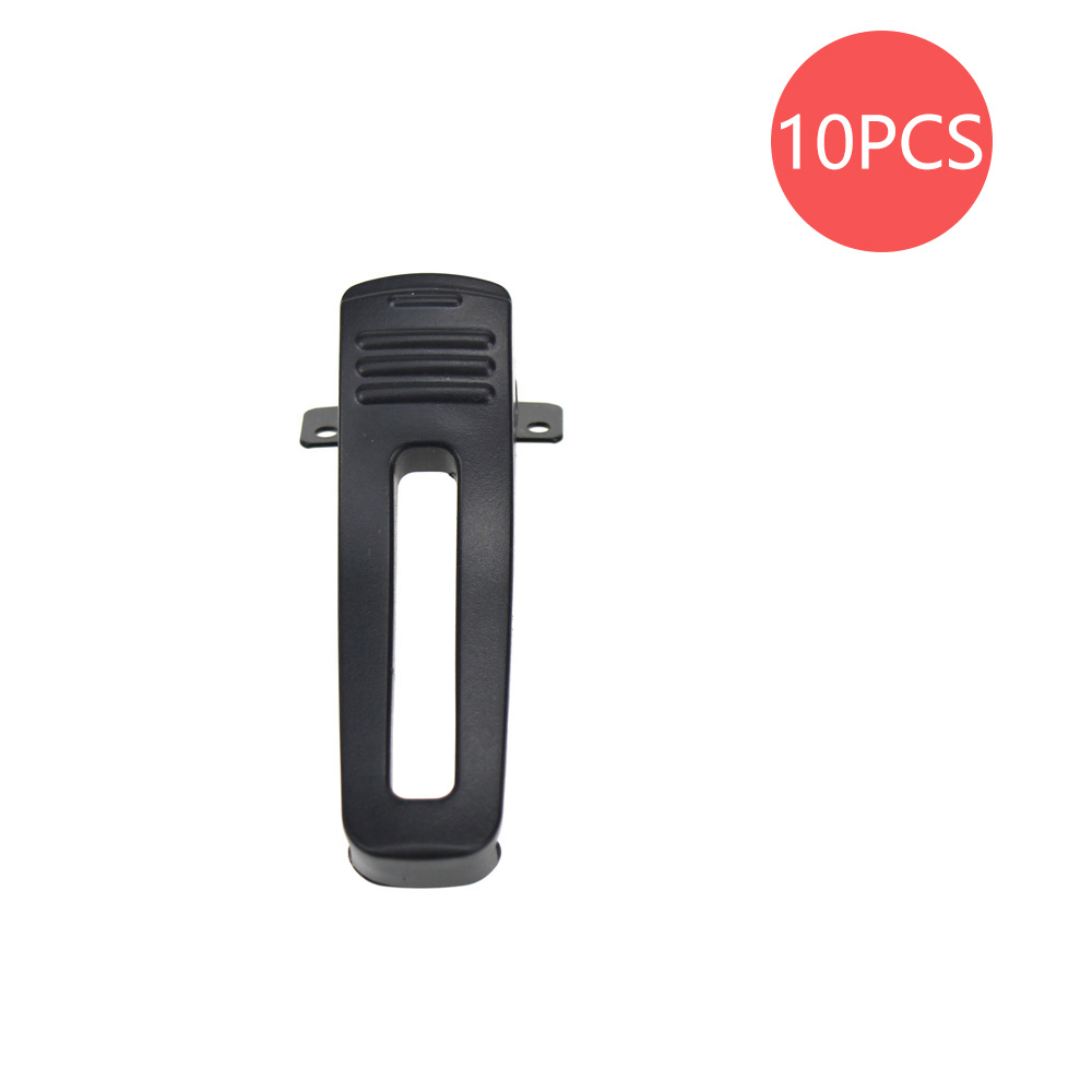 100Pcs Original BaoFeng Walkie Talkie Belt Clip for Baofeng GT-3 GT-3TP GT3 GT3TP Mark-II I