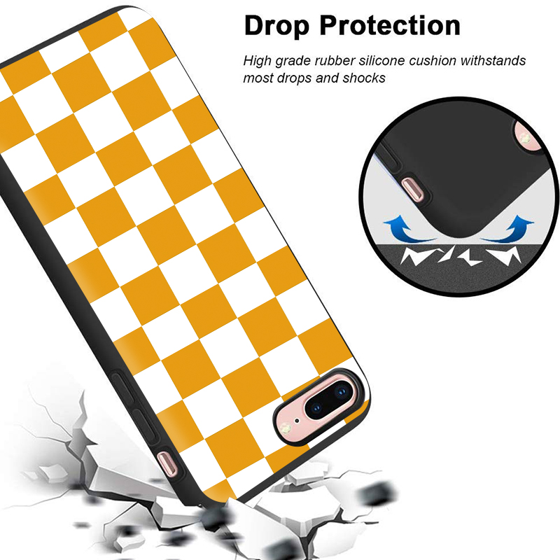 Plaid Pokrowiec Phone Cover Made Of High Quality Silicone Material For A Non Slip Grip 4