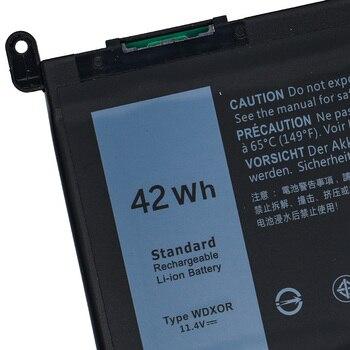 Batterie pour Dell Inspiron 13,15,17,3180 3