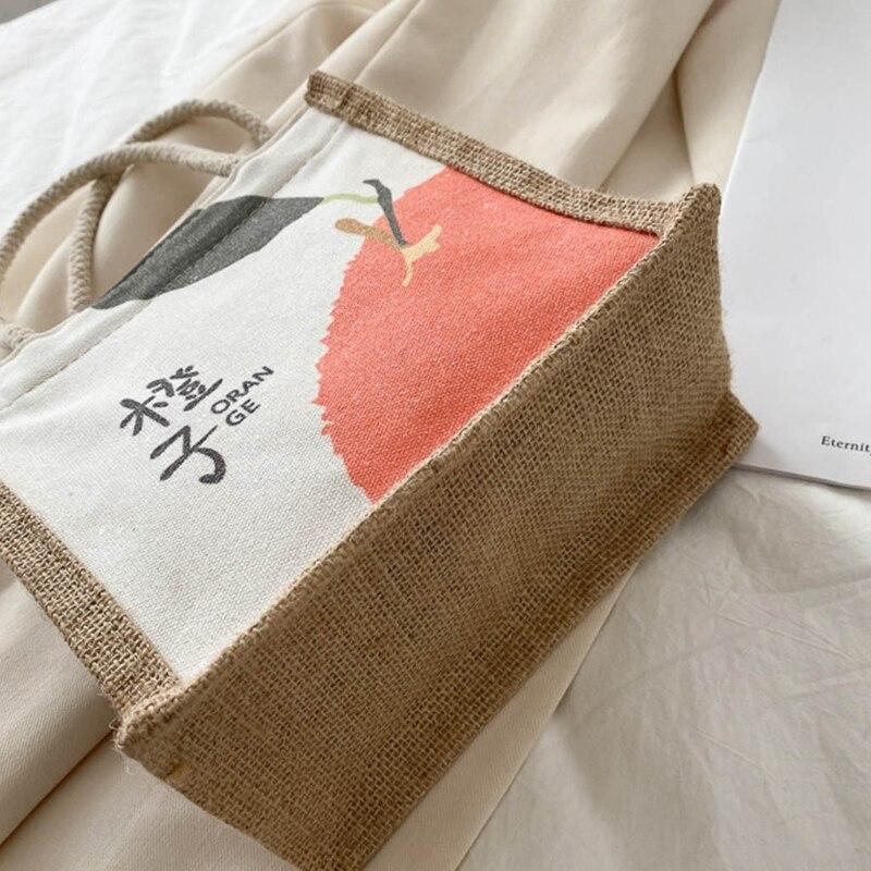 lona almoço bolsa de armazenamento com zíper