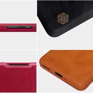 Image 5 - Pour OnePlus 8 étui de téléphone portable NILLKIN PU étui de téléphone à rabat pour OnePlus 8 Pro housse de protection portefeuille de luxe étui en cuir