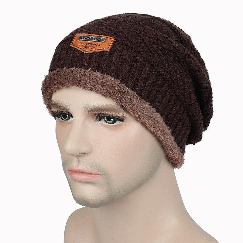 2019-Men-Winter-Beanies-Knitted-Hat-Caps-Mask-Gorras-Bonnet-Warm-Baggy-Winter-Hats-For-Men (3)