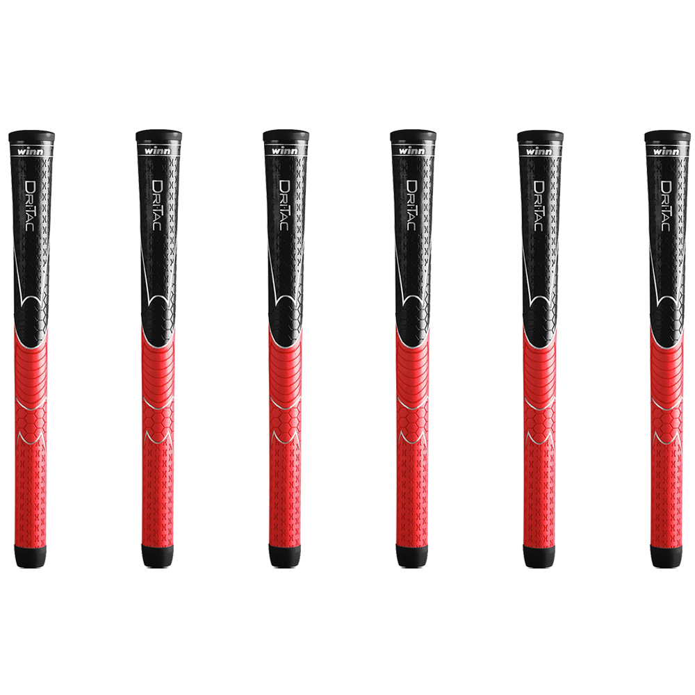 10 WINN DRITAC AVS STANDARD GOLF GRIP. 5DT-BRD 3 COLORS PU LEATHER CLUB GRIPS Free Shipping