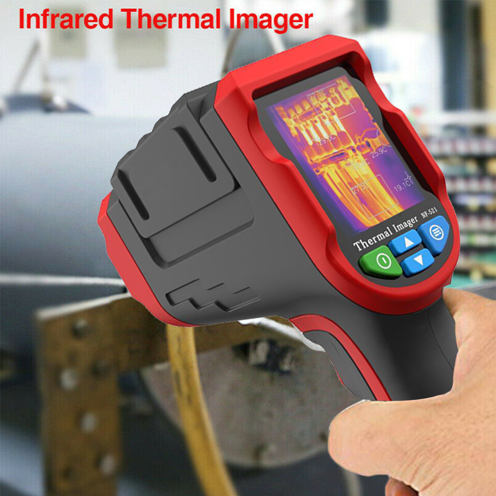 IR Devices Labor Protection Measuring Tools Infrared Thermal Imager Temperature Camera Kids Adults Portable Digital Home